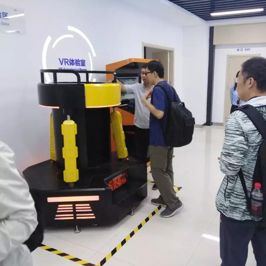 这样的VR安全体验馆,才是安全培训的最有力的保障