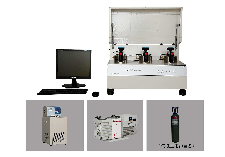 GT-V03压差法气体渗透测试仪