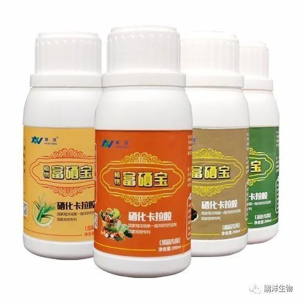 富硒寶——多糖類有機硒肥,提升產品質量和附加值