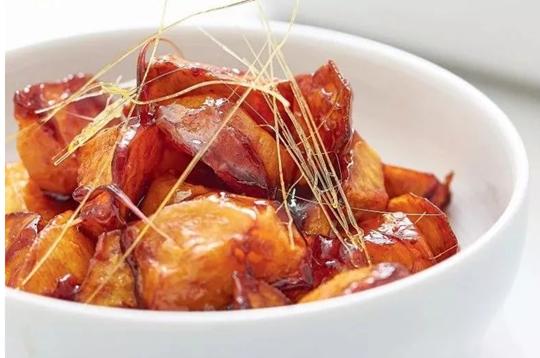 吃红薯不会胖?5种创意做法别错过!