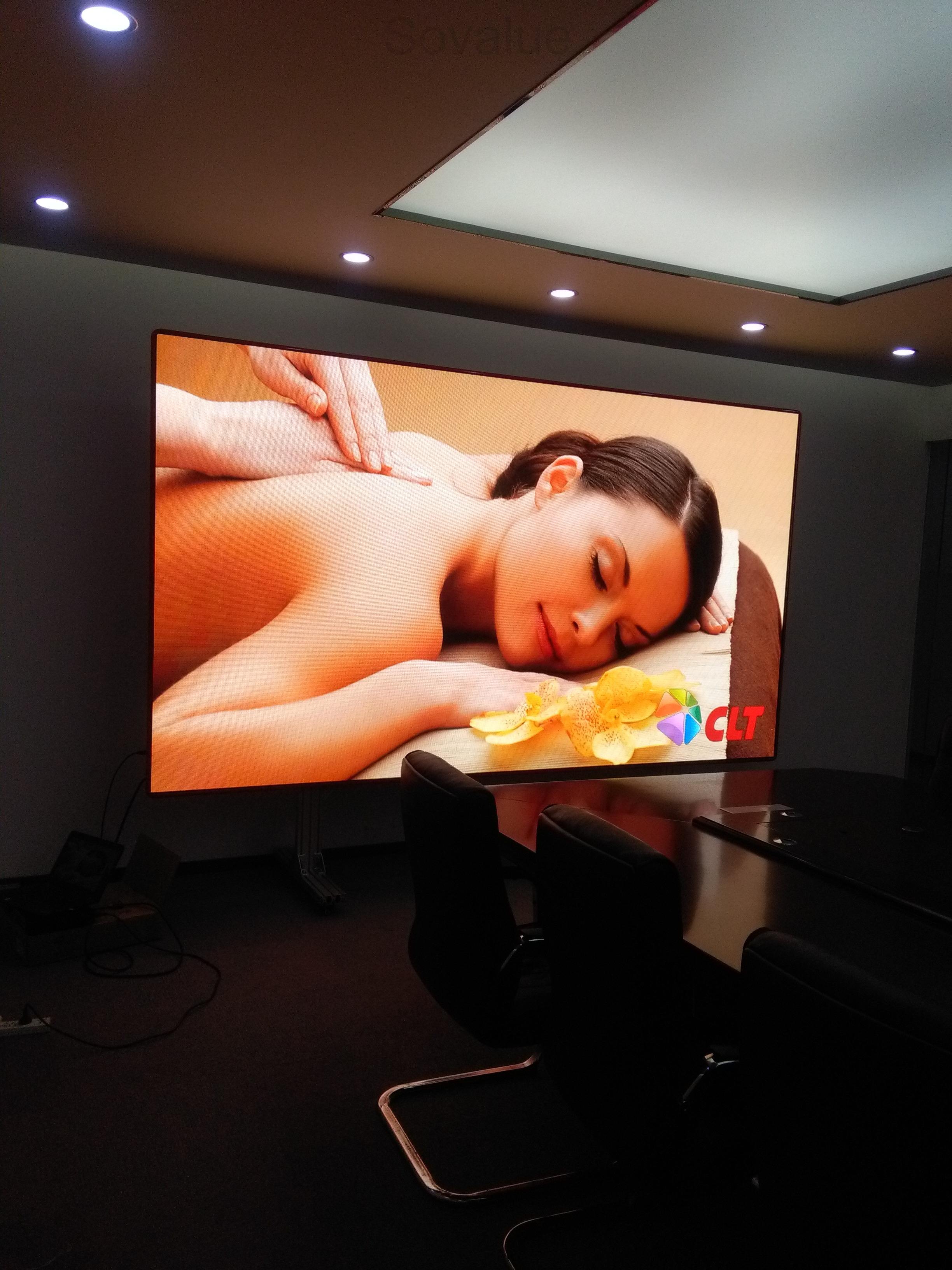 3 Commercial LED display
