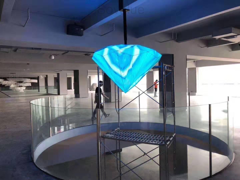 Diamond LED display