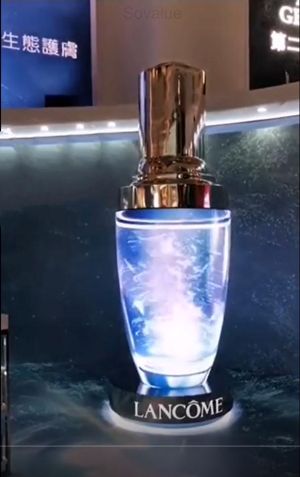 Lancome Cup LED display