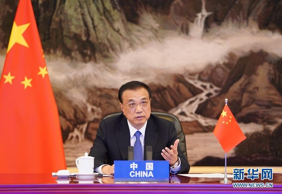 李克强在第23次东盟与中日韩领导人会议上的讲话(全文)