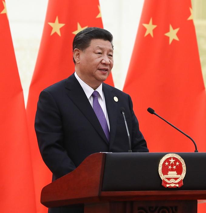 """习近平向2020年""""读懂中国""""国际会议(广州)致贺信"""