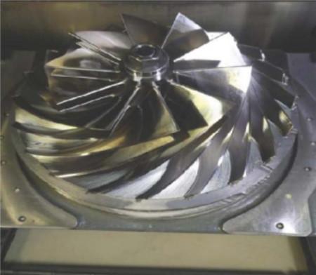 涡轮加工刀具