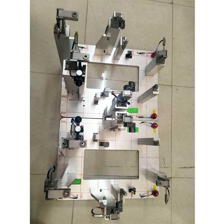 海拉灯体测量支架