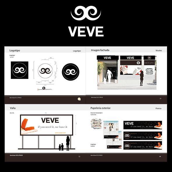 VEVE品牌VI系统