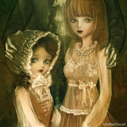 """""""那张油画""""伊莎贝拉和赫莲娜"""