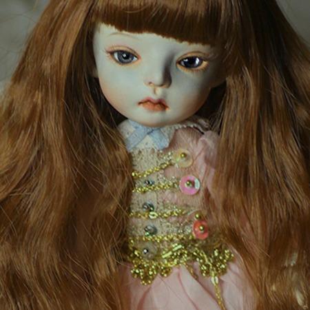 菊姬-粉色复古风
