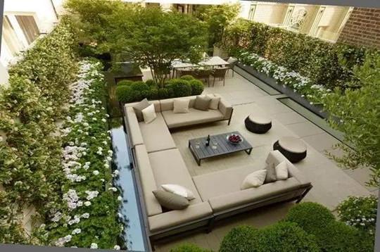 陕西屋顶花园