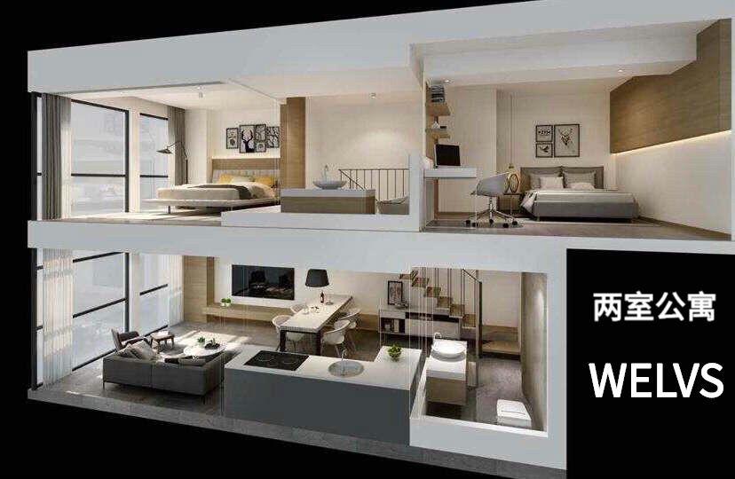 兰州新区酒店式公寓