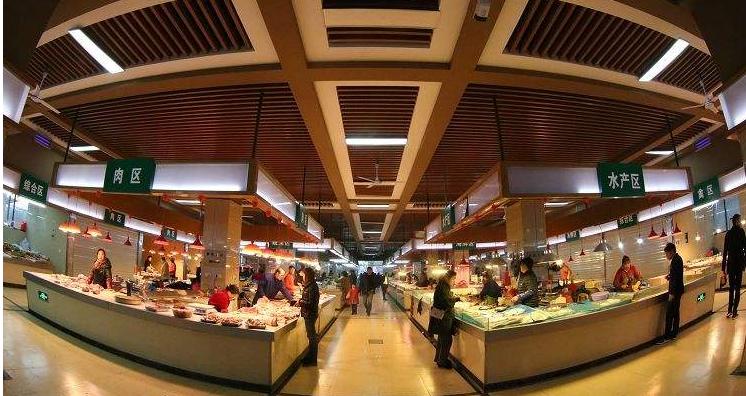 兰州新区农贸市场商铺