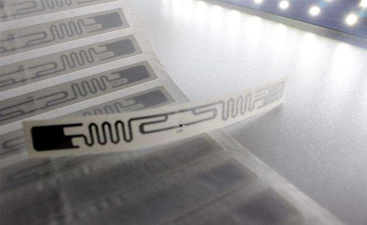 不干胶超高频标签 SL-UHF01