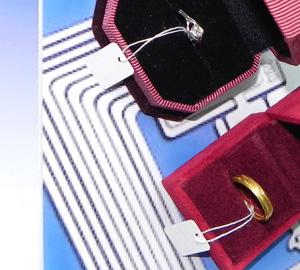 珠宝产品超高频标签 SL-UHF09