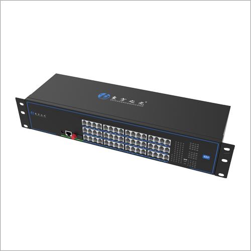 東方之光48路电话+1路百兆网络光端机