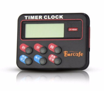 Barcafe coffee timer