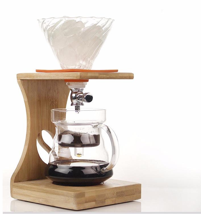 barcafe冰滴酿美式滴滤家用小型滴漏式冷萃咖啡器手冲咖啡分享壶