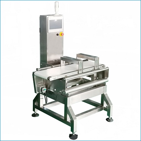 Metal Detector for Aluminum Foil Packaged Products