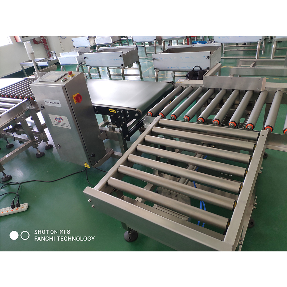 Large Package Checkweigher