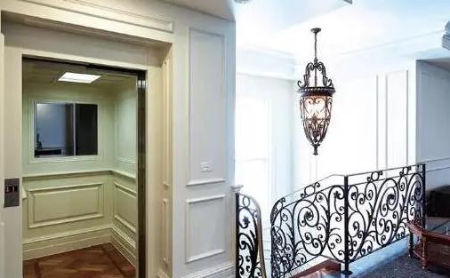 别墅电梯,别墅装修时如何选购电梯?