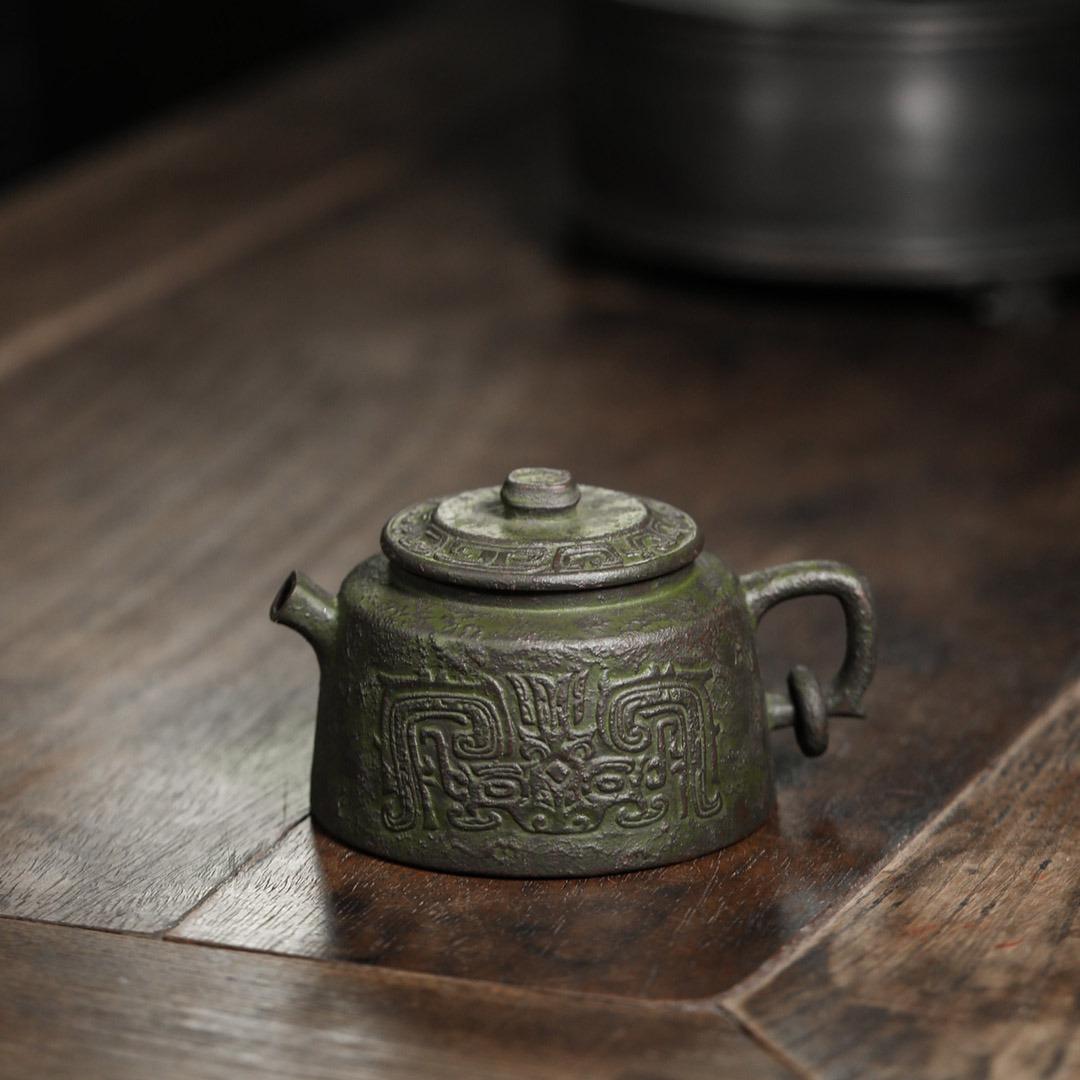 Qin Quan Tao Tie(饕餮汉权)