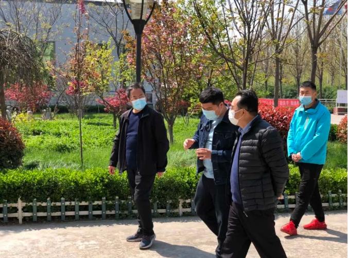 兖州区区委书记王宏伟等领导莅临...