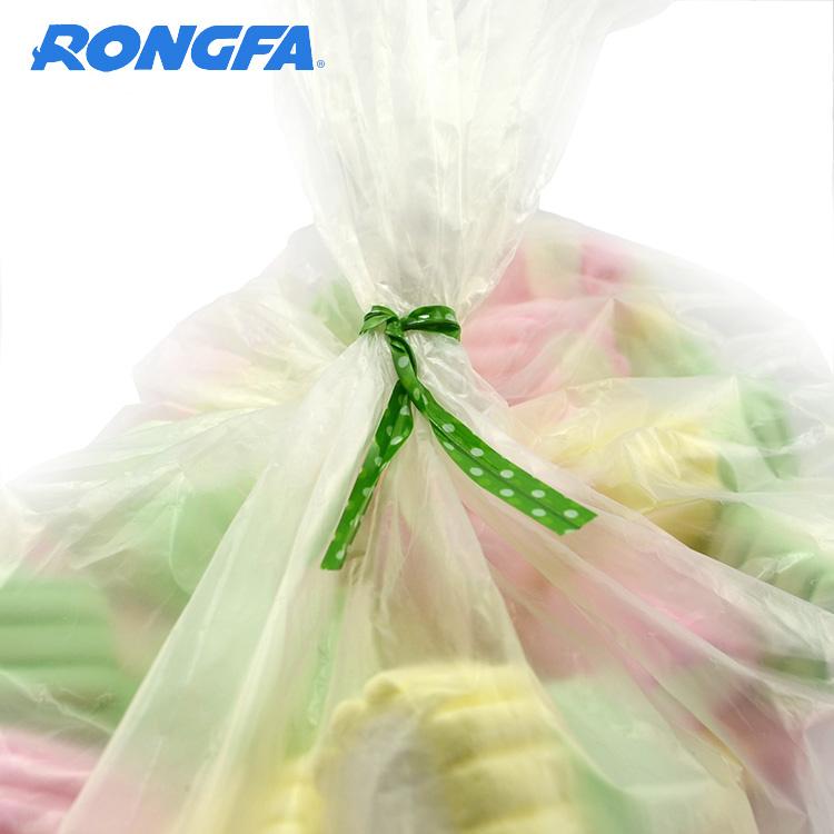 Precut Colorful Paper / Plastic Twist Ties