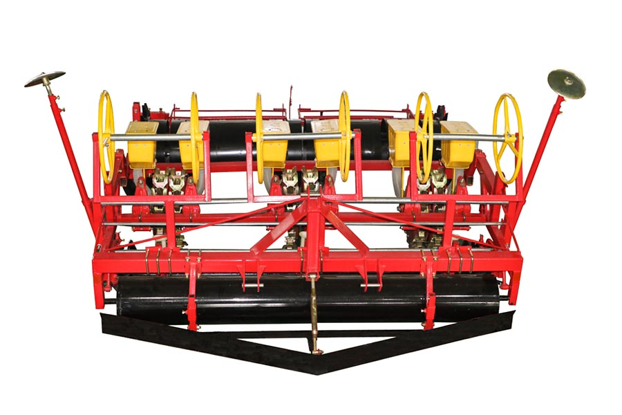 2MBJ-1/6行机械式精量铺膜播种机