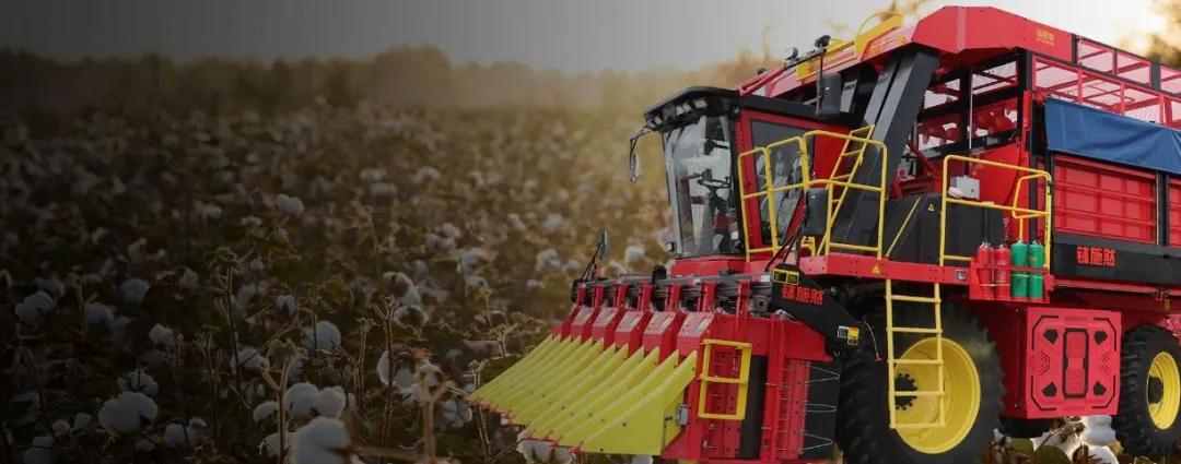新疆棉花七成靠机采,中国采棉机靠得住吗?