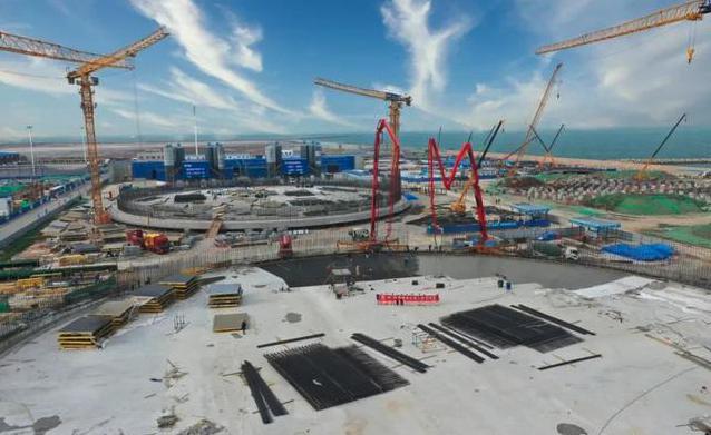 国家管网天津LNG二期项目迎来重大节点