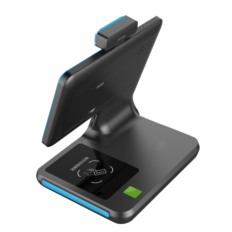 HWD-V1Andriod安卓人证比对自助照片采集机  单屏