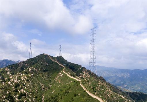 张北—雄安1000千伏特高压交流输变电工程全线贯通