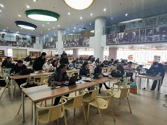 OSTD人工智能专项培训预热2020南京电脑制作活动