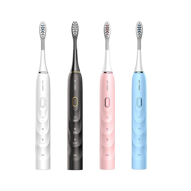 P8 Blue Electric Toothbrush