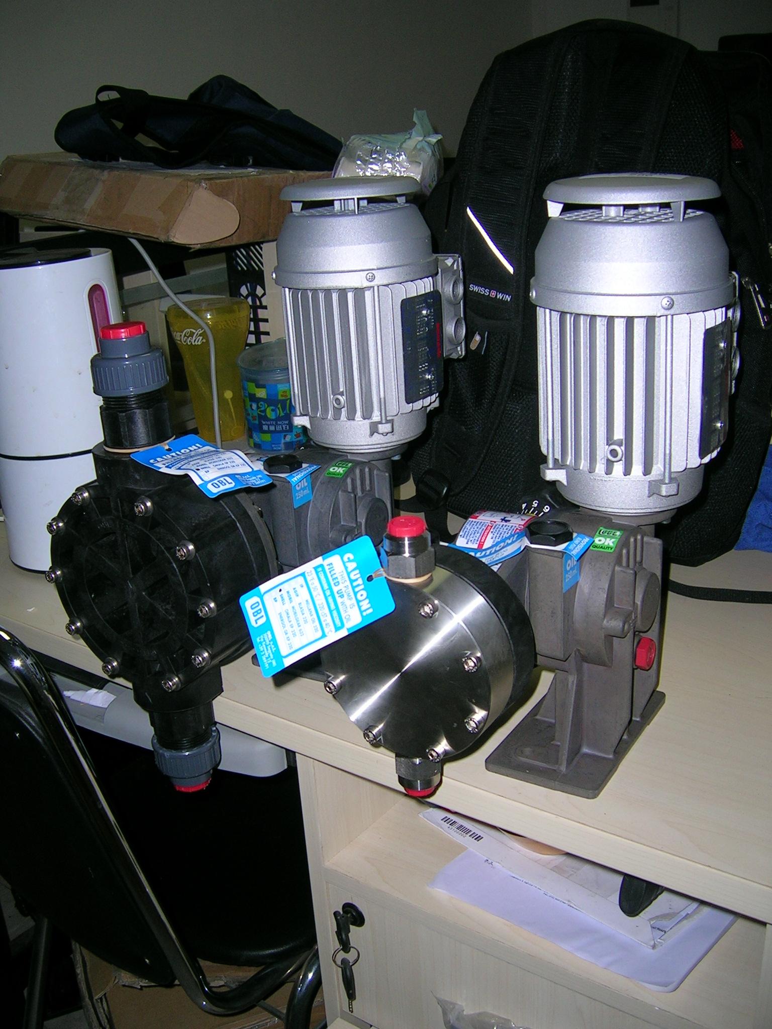 M521PPSV  M521ASV 意大利OBL计量泵