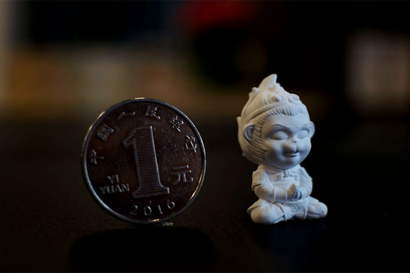 3D陶瓷打印复杂精细饰件,效率品质远超传统工艺