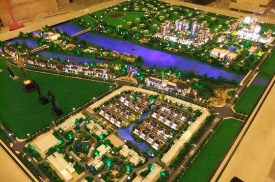 陕西沙盘模型,建筑沙盘模型的保养方法有哪...