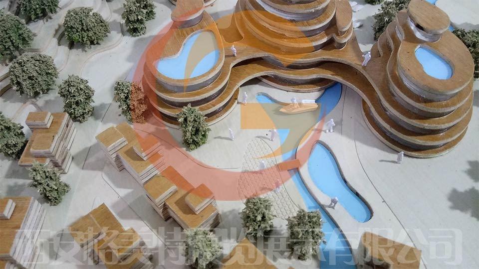 西安模型制作美院作品