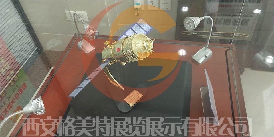 陕西沙盘模型卫星