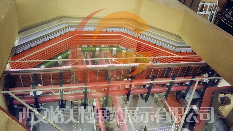 延安市模型制作地下管廊