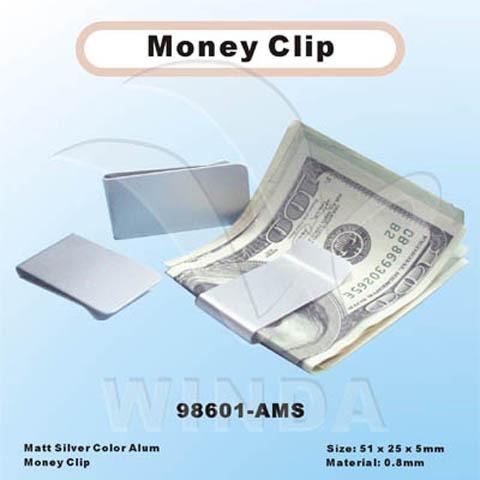 铝制钱夹-98601
