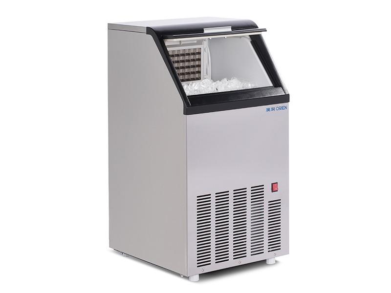 全自动商用制冰机冰块机41kg上推门