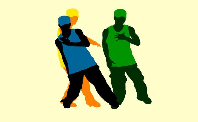 学习舞蹈的基本功
