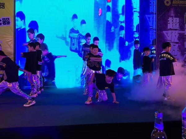 带你了解机械舞和地板舞
