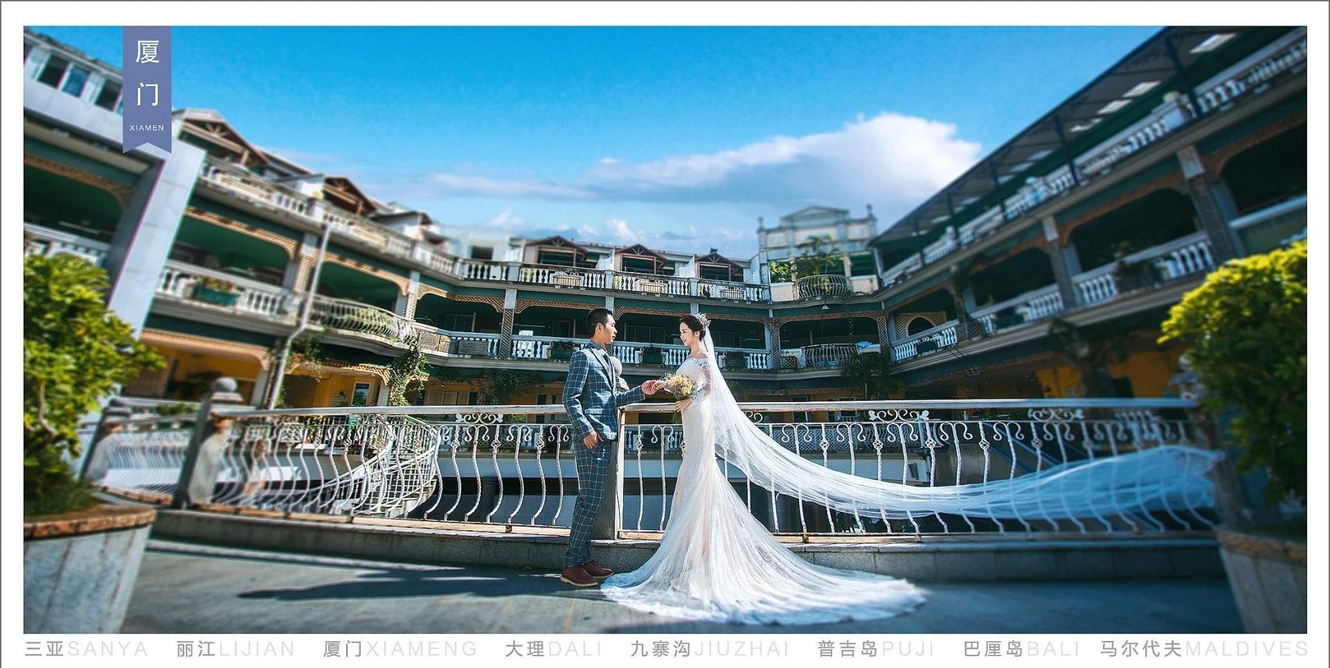 鼓浪屿婚纱摄影