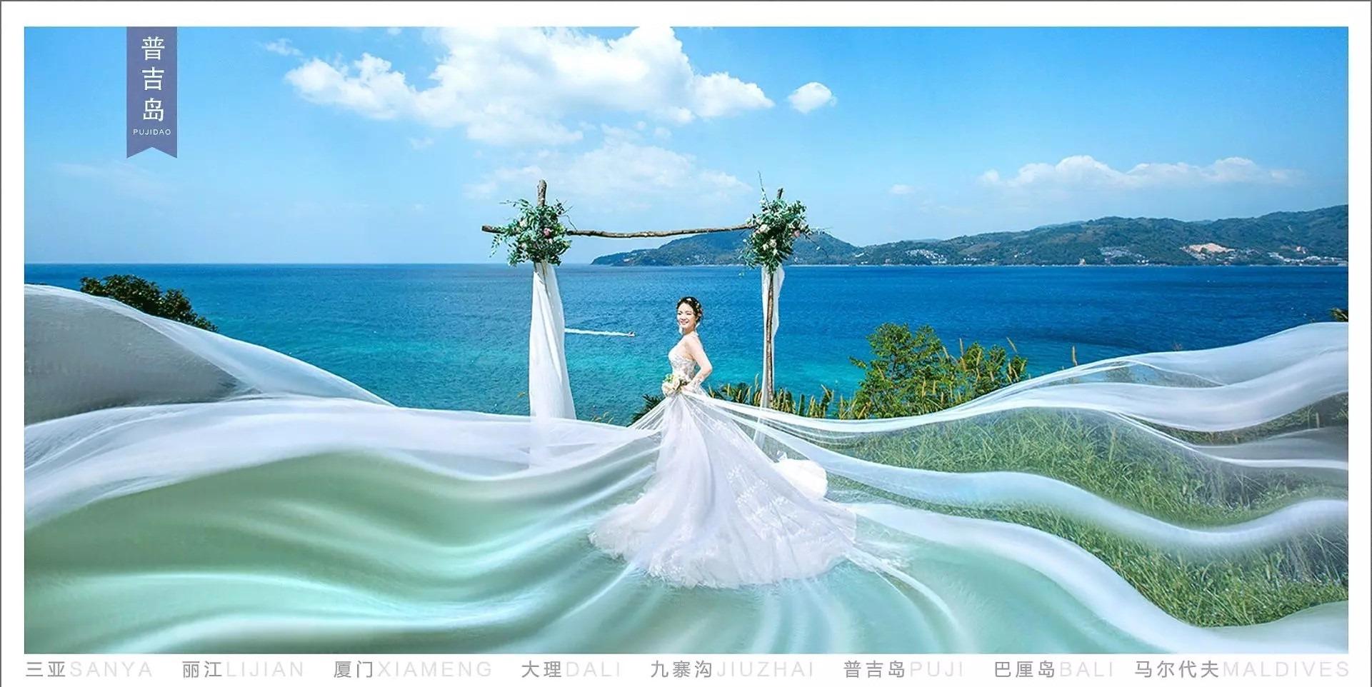 普吉岛旅拍婚纱照