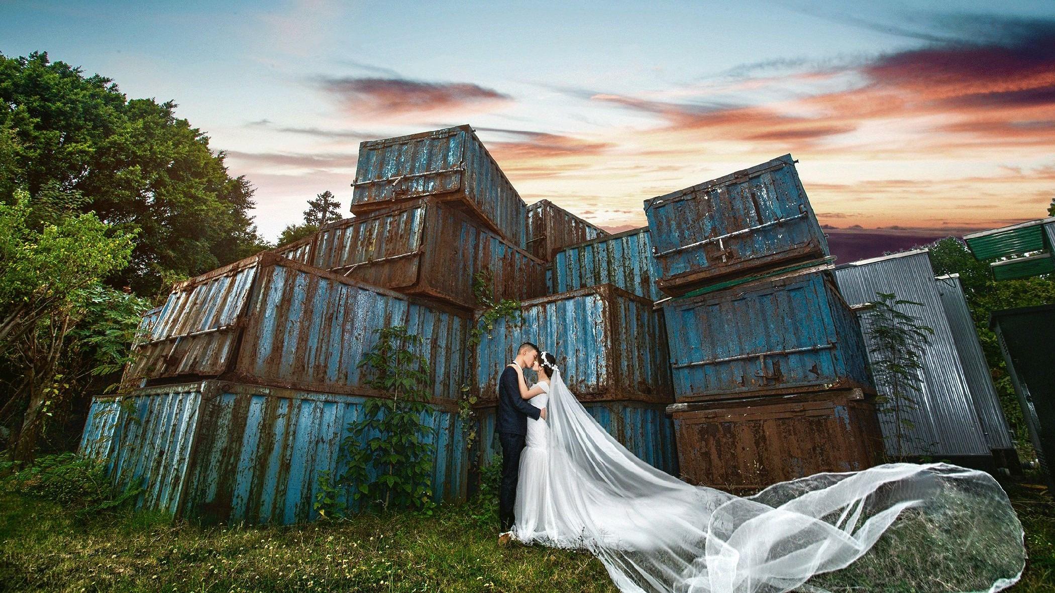三亚婚纱摄影排名