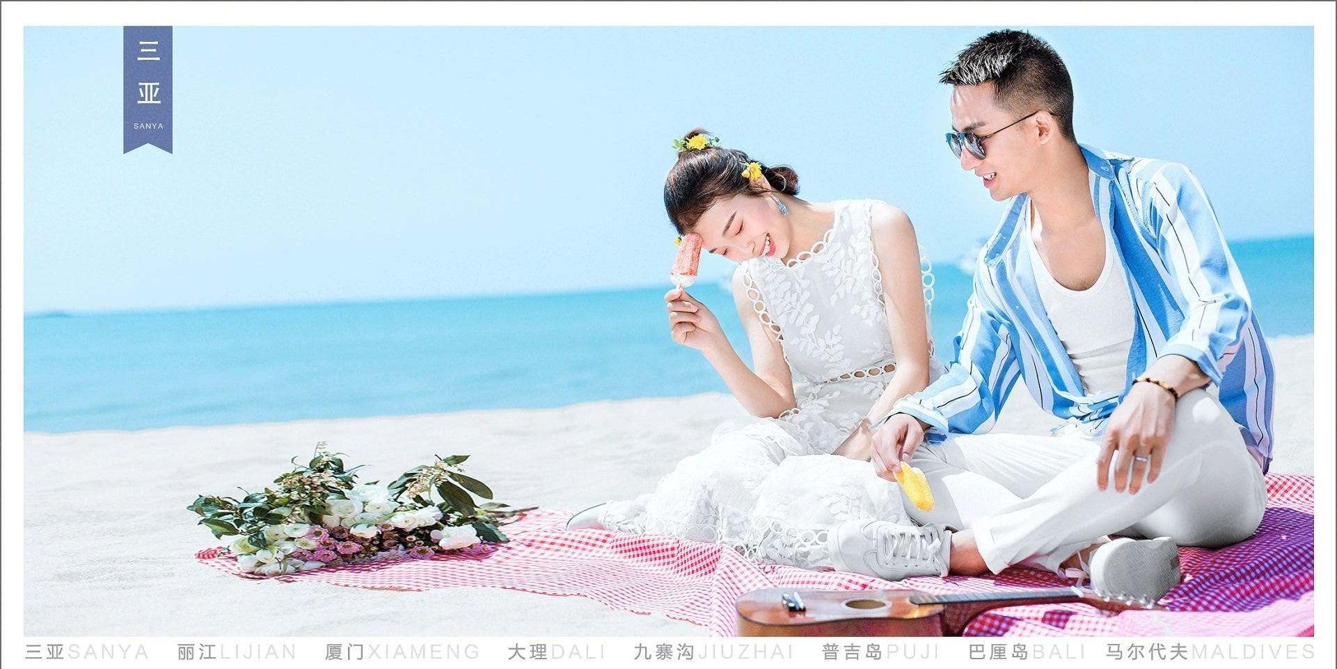 三亚婚纱摄影哪家好