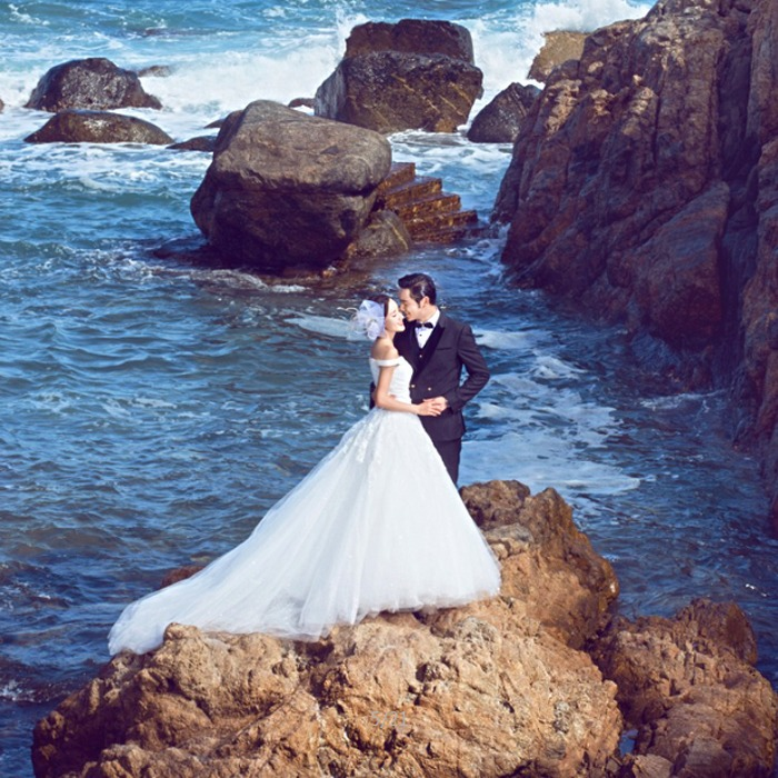 厦门婚纱照价格,赫柏婚礼旅拍,厦门赫柏婚礼婚纱摄影